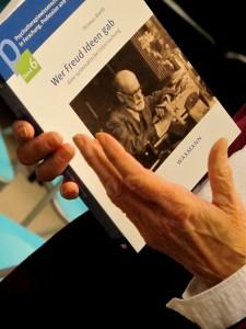 Buchpräsentation SFU 5-11-13, Foto by Sabine Duty