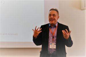 Dr. Thomas Barth, 12. Dreiländerkongress 2015 photo credit: Richard Varadappa